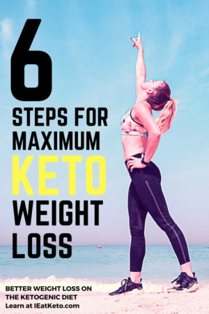 more weight loss on the keto idiet through optimal ketosis