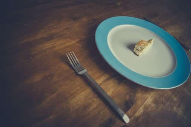 ketosis symptoms - reduced appetite