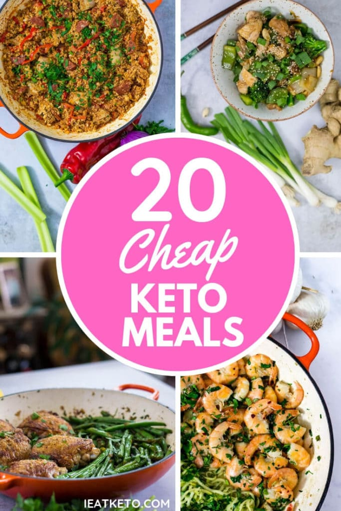 Cheap Keto Meals Recipes For Doing Keto On A Budget Part 1