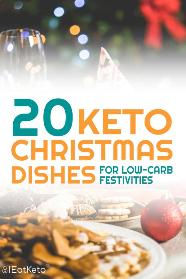 keto christmas dishes