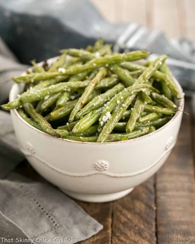 keto christmas dinner green beans