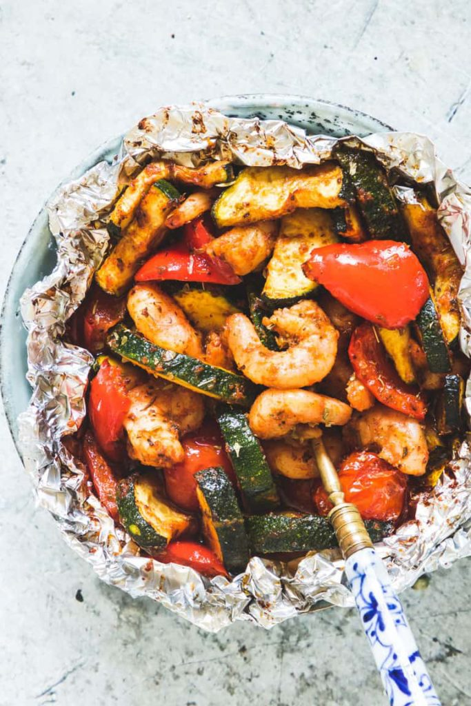 quick keto shrimp