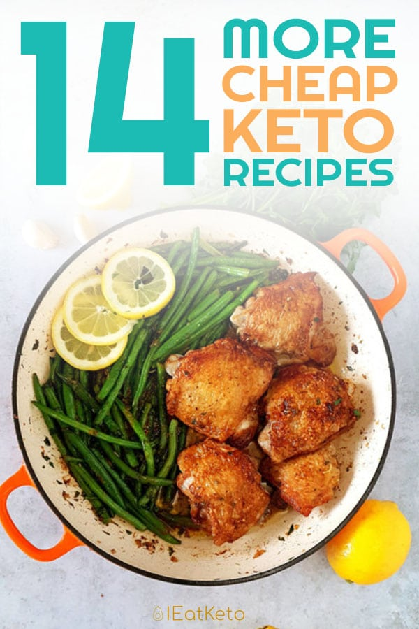 Cheap Low Carb Recipes - Keto on a budget