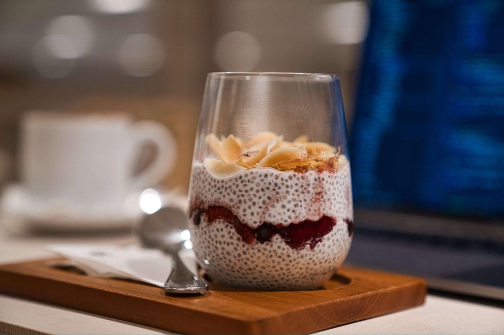 low carb high fibre foods - chia seeds