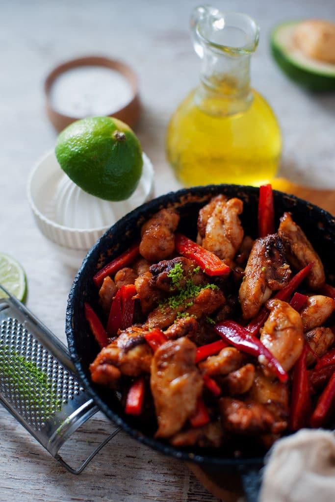 Keto Chicken Fajita spice