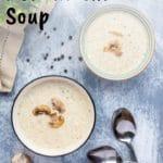 keto mushroom soup