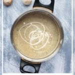 easy low carb mushroom soup