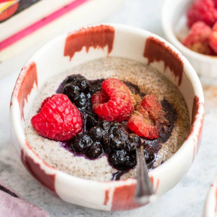 Keto grain-free porridge