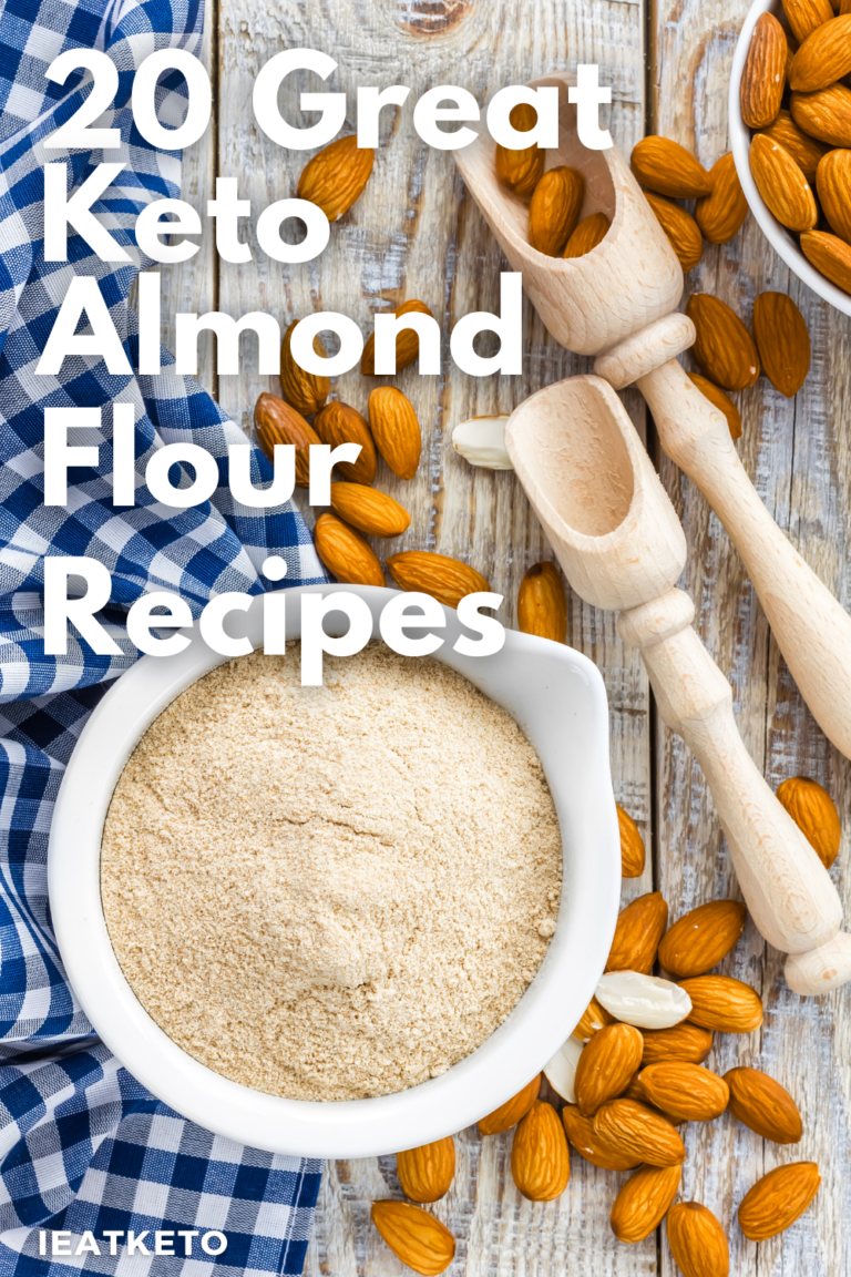 easy keto almond flour recipes