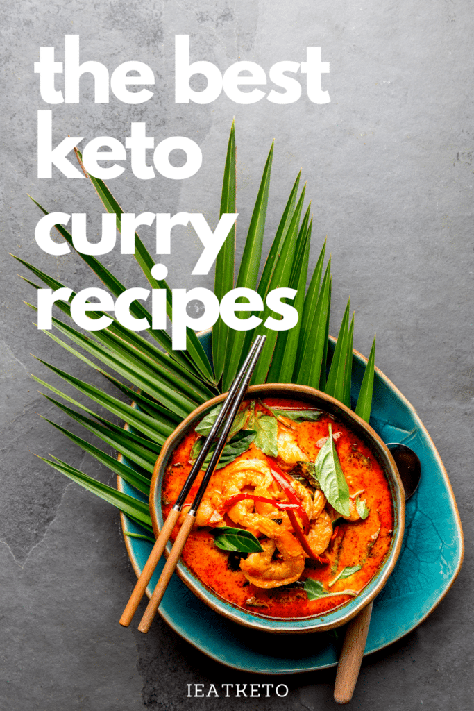 KETO CURRY RECIPES